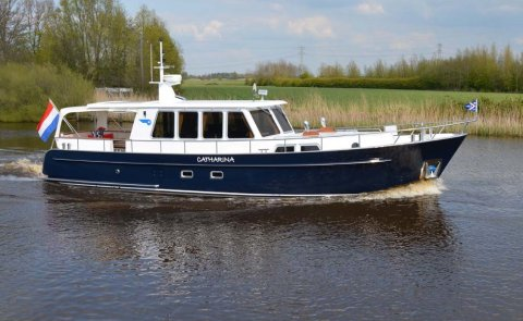 Silverline 13.50 Salon, Motor Yacht for sale by Boarnstream Yachting