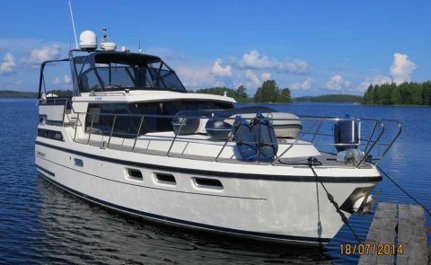 Boarncruiser 41 New Line, Motorjacht for sale by De Boarnstream International Motoryachts