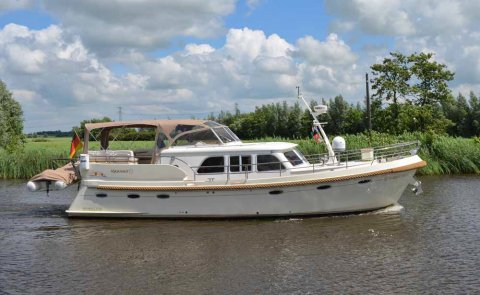 Aquanaut Privilege 13.50 AK, Motor Yacht for sale by Boarnstream Yachting