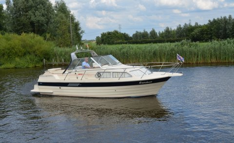 Inter 9000, Motorjacht for sale by De Boarnstream International Motoryachts