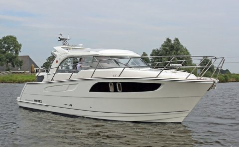 Marex 320 Aft Cabin Cruiser, Speedboat and sport cruiser for sale by Boarnstream Yachting