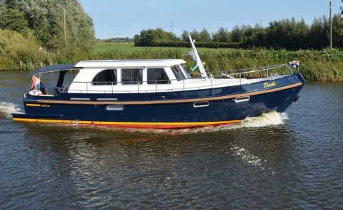 Boarncruiser 40 Classic Line OK, Motor Yacht for sale by Boarnstream Yachting