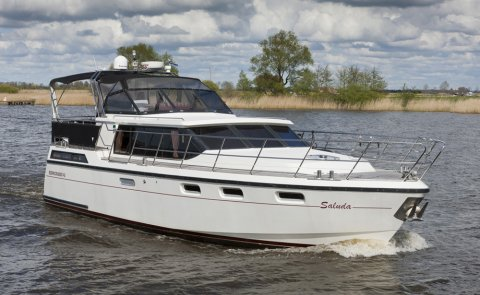 Boarncruiser 42 New Line, Motorjacht for sale by De Boarnstream International Motoryachts