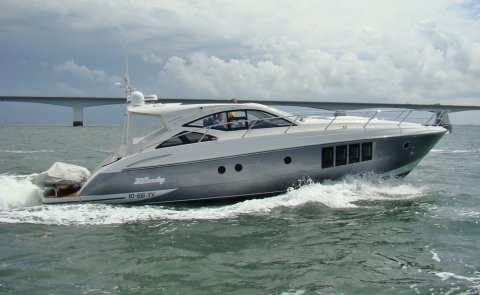 Windy 46 Chinook, Motor Yacht for sale by Boarnstream Yachting