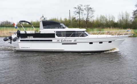 Super Falcon 45, Motorjacht for sale by De Boarnstream International Motoryachts