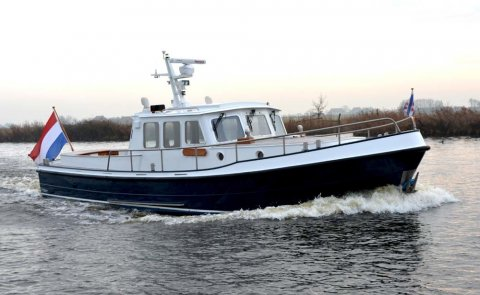 Gillissen Stevenvlet 12.45, Motor Yacht for sale by Boarnstream Yachting