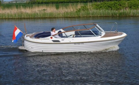 Marex 21 Duckie, Tender for sale by Boarnstream Yachting
