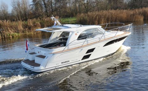 Marex 310 Sun Cruiser, Motor Yacht for sale by Boarnstream Yachting