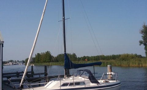 Topaas 25 AK, Sailing Yacht for sale by Boarnstream Yachting