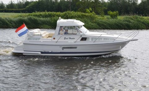 Marex 280 Holiday - Hardtop, Motor Yacht for sale by Boarnstream Yachting