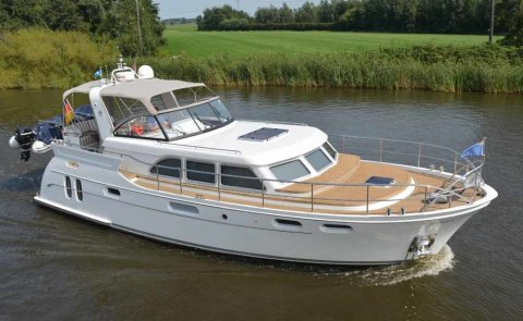 Boarncruiser 42 Retro Line, Motor Yacht for sale by Boarnstream Yachting