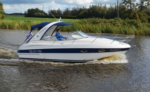 Bavaria 27 Sport, Speedboat and sport cruiser for sale by Boarnstream Yachting