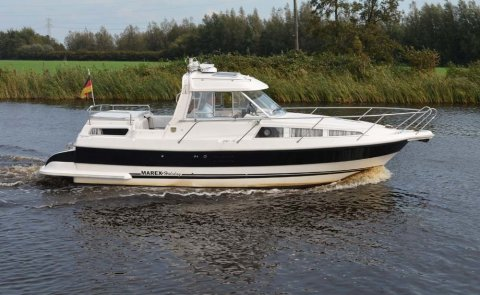 Marex 280 Holiday - Hardtop, Speedboat and sport cruiser for sale by Boarnstream Yachting