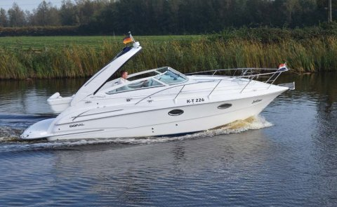 Doral Monticello 250, Speedboat and sport cruiser for sale by Boarnstream Yachting