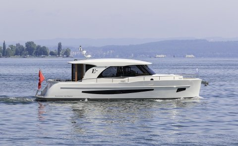 Boarncruiser 1100 Elegance - Sedan, Motor Yacht for sale by Boarnstream Yachting