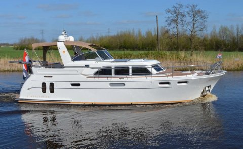 Boarncruiser 42 Retro Line - Aft Cabin, Motorjacht for sale by De Boarnstream International Motoryachts
