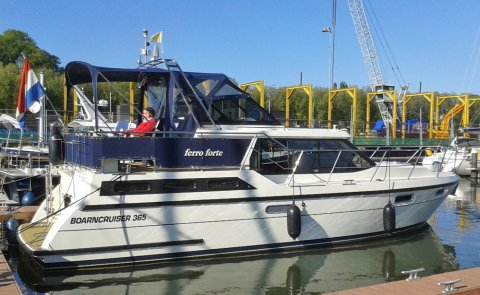 Boarncruiser 365 New Line, Motorjacht for sale by De Boarnstream International Motoryachts