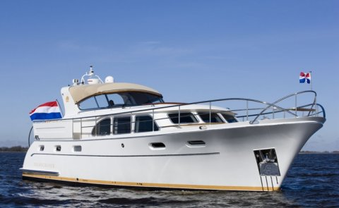 Boarncruiser 50 Retro Line, Motorjacht for sale by De Boarnstream International Motoryachts