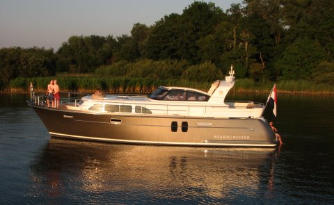 Boarncruiser 46 Retro Line - Cabrio, Motor Yacht for sale by Boarnstream Yachting