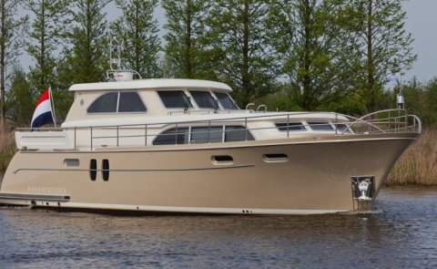 Boarncruiser 46 Retro Line - Decksaloon, Motorjacht for sale by De Boarnstream International Motoryachts