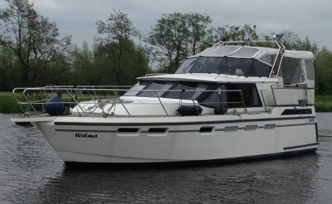 Boarncruiser 40 New Line, Motor Yacht for sale by Boarnstream Yachting
