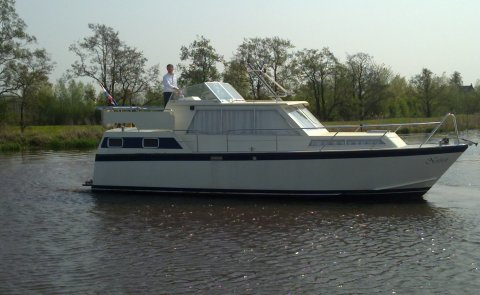 Boorncruiser 35 New Line, Motor Yacht for sale by Boarnstream Yachting