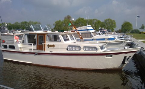 Lauwersmeerkruiser 10.20, Motor Yacht for sale by Boarnstream Yachting