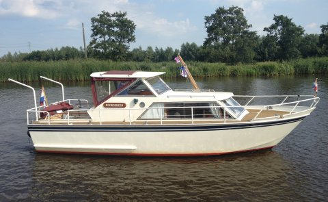 Polaris 25, Motor Yacht for sale by Boarnstream Yachting