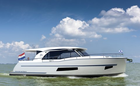 Boarncruiser 1250 Elegance - Sedan/Long Top, Motor Yacht for sale by Boarnstream Yachting