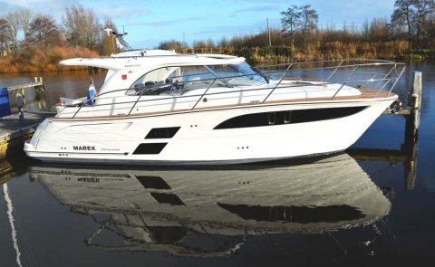 Marex 310 Sun Cruiser, Speedboat and sport cruiser for sale by Boarnstream Yachting
