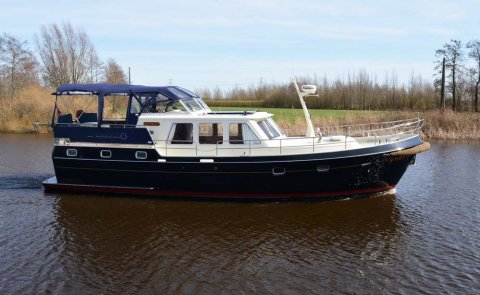 Aquanaut Drifter 1350 AK, Motorjacht for sale by De Boarnstream International Motoryachts
