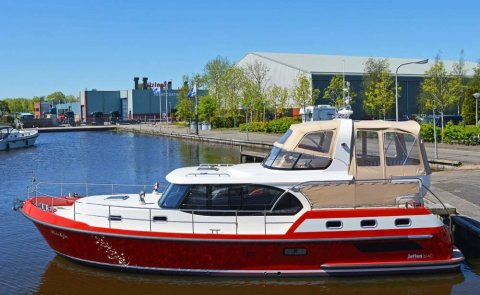 Jetten 38 AC, Motorjacht for sale by De Boarnstream International Motoryachts