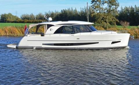 Boarncruiser 1300 Elegance - Sedan, Motor Yacht for sale by Boarnstream Yachting