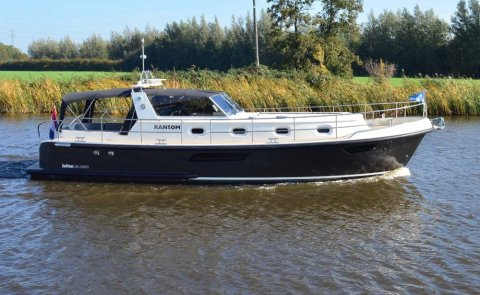 Jetten Cabrio 38, Motorjacht for sale by De Boarnstream International Motoryachts