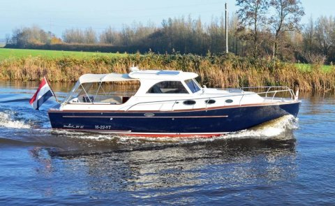 Davinci 34 HT, Traditional/classic motor boat for sale by Boarnstream Yachting