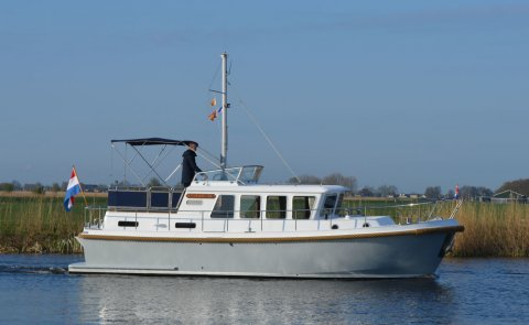 Aquanaut Drifter Trawler 1050 AS, Motor Yacht for sale by Boarnstream Yachting