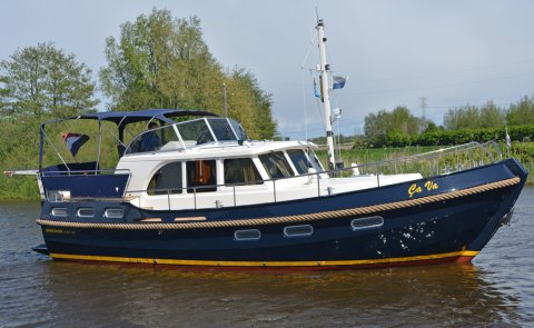 Boarncruiser 40 Classic Line, Motor Yacht for sale by De Boarnstream International Motoryachts
