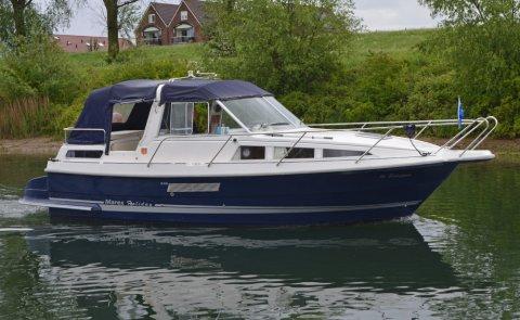 Marex 280 Holiday Cabrio, Motor Yacht for sale by De Boarnstream International Motoryachts