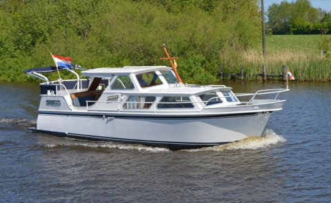 Meeuwkruiser 900 AK, Motor Yacht for sale by Boarnstream Yachting
