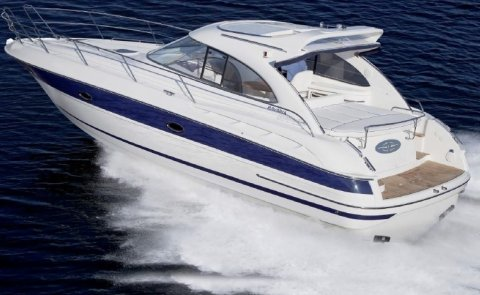 Bavaria 37 Sport HT, Speedboat and sport cruiser for sale by Boarnstream Yachting