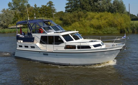 Boarncruiser 1000s, Motor Yacht for sale by De Boarnstream International Motoryachts