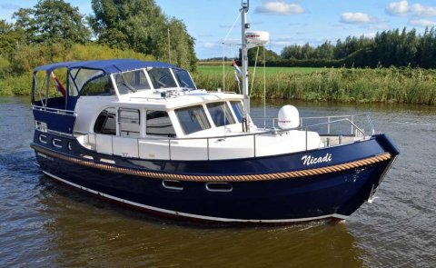 Boarncruiser 38 Classic Line, Motor Yacht for sale by De Boarnstream International Motoryachts