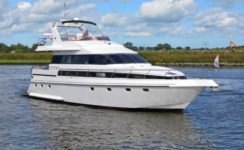 Van Der Valk Vitesse 56/59, Motor Yacht for sale by De Boarnstream International Motoryachts