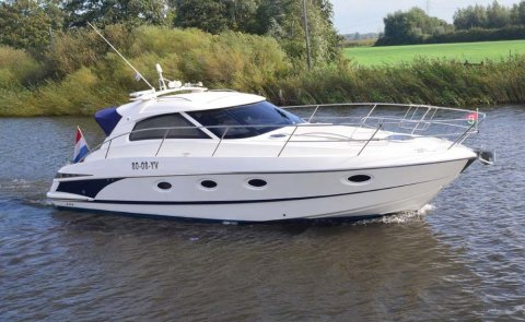 Elan 35 power Hard Top, Motor Yacht for sale by Boarnstream Yachting
