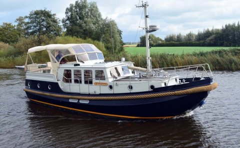Linssen 400 AC Classic Sturdy TWIN, Motor Yacht for sale by Boarnstream Yachting