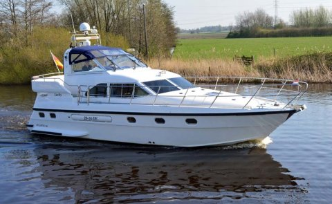 Atlantic 42, Motorjacht for sale by Boarnstream Yachting