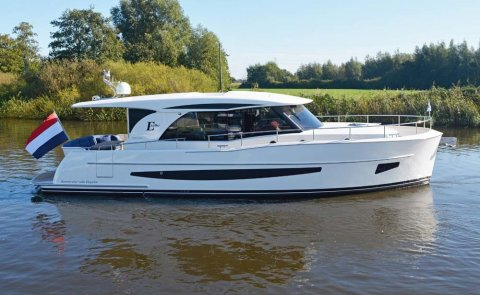 Boarncruiser 1280 Elegance - Sedan - Long Top, Motor Yacht for sale by De Boarnstream International Motoryachts
