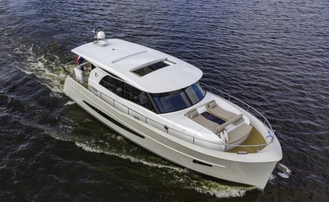 Boarncruiser 1440 Center Sleeper Elegance - Sedan, Motorjacht for sale by De Boarnstream International Motoryachts