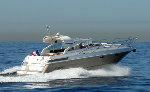 Marex 350 CC, Motoryacht for sale by Boarnstream Yachting