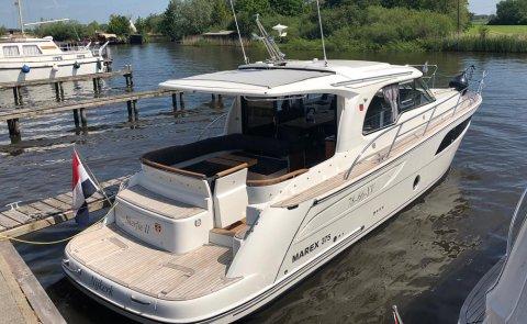 Marex 375, Motorjacht for sale by De Boarnstream International Motoryachts